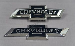 2015 19 Chevrolet Colorado Silverado 1500 Oem Heritage Bowtie Emblems New