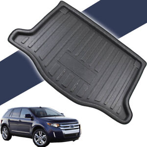 Fit For 2014 16 Honda Fit Jazz Hatch Rear Trunk Floor Mat Boot Liner Cargo Tray