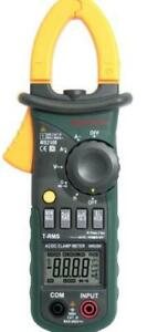 Mastech Ms2108 6600 Counts Ac Dc Clamp Meter Inrush Current Measurement Usa Ship