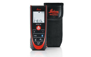 Leica Disto D2 New Laser Smallest Distance Measurer Meter 100m Bluetooth