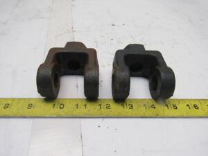 Bdc 07m 3 4 16 Threaded Rod Clevis Cylinder Rod End Lot Of 2