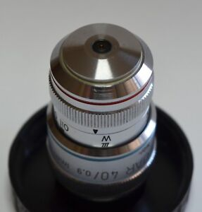 Zeiss Plan neofluar 40x 0 9 Water Oil Gly rare