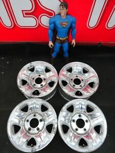 16 Ford Expedition Wheels Factory 1998 1999 Oem Rims 3255