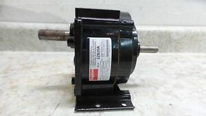 Dayton 2z820 1 10 Max Input Hp 33 Out Rpm Indirect Drive Speed Reducer