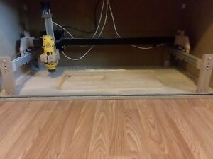 Turnkey 3 Axis Cnc Router With Laptop And Software