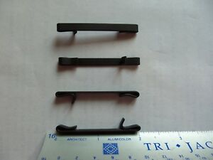 10 Early 2 Double Loop Style Sears Craftsman Tool Box Drawer Slide Spring Clip