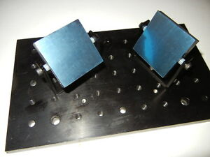 Laser Optics Laser Show Bounce Mirror 2 X 2 W First Surface Mirror Lot Of 3