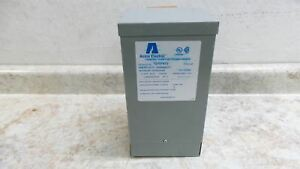 Acme Electric T279741s 120 208 240 277v In 120 240v Out Single Phase Transformer