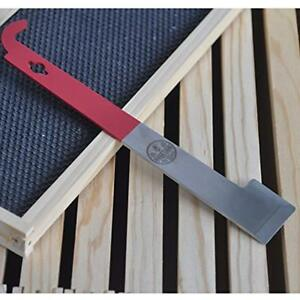 Complete Tool Assortment Bee Smoker Frame Spacer Serrated Decapping Knife