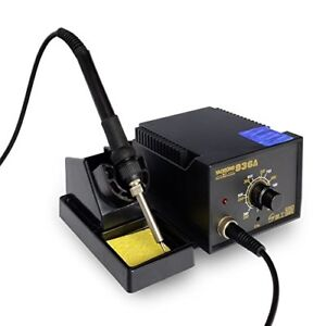 Yaogong 936a Smd Electronic Soldering Rework Station Adjustable For Phone With 6