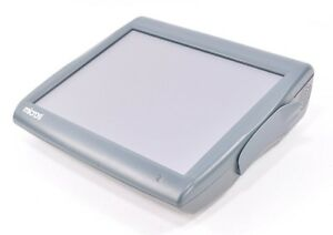 Micros Workstation 5a System Unit Ws5a Pos Touch Terminal