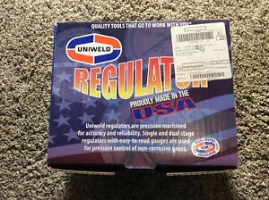 Mr8211 cv Acetylene Regulator New Uniweld