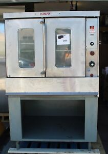 Montague Gas Convection Oven 115x Ag Series Full Size W 3 Racks