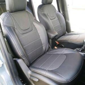 Premium Leather Interior Personal Seat Covers For Jeep Renegade