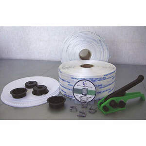 Caristrap 65wgsk Strapping Kit Polyester 1640 Ft L