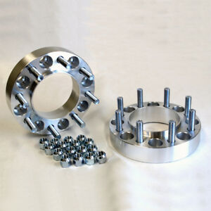 Hubcentric 8x170 Wheel Spacers Adapters Ford F250 F350 Excursion Superduty 14x2
