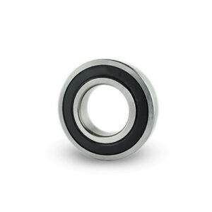100 Pcs Premium 688 2rs Abec1 Rubber Sealed Deep Groove Ball Bearing 8x16x5mm