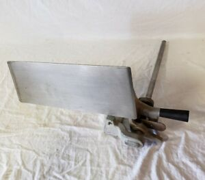 Hobart Meat Saw Models 5700 5701 5801 6614 6801 Thickness Gauge Plate Assy A