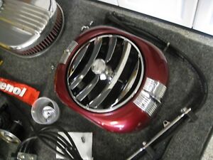 1931 1956 Vintage Car Heater Recycled restored To Hold A Bose Surround sound