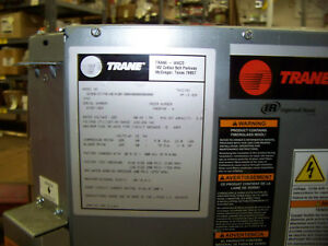 Trane Heat | Rockland County Business Equipment and Supply Brokers