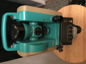 Eci 20d Electronic Theodolite Surveying Instrument W Case