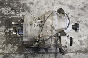 2009 Nissan Gtr R35 Awd 3 8l Oem Factory Transmission Only Vr38 Assy 1029