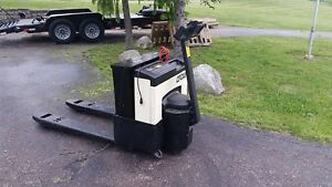 Electric Pallet Jack New Battery s Charger