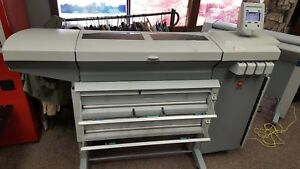 Oce Tcs500 Wide Format Printer Wide Format Scanner And Controller
