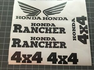 Honda Decal Kit Oem New And Used Auto Parts For All