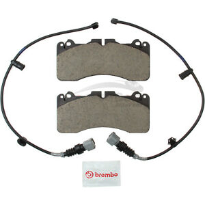 New Brembo Disc Brake Pad Set Front P83154n For Lexus Gs F Ls460 Rc F
