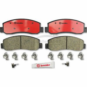 New Brembo Disc Brake Pad Set Front P24119n Ford