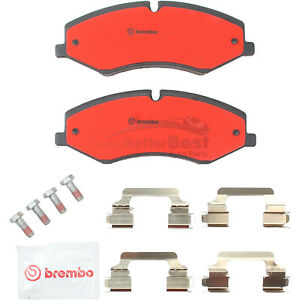 New Brembo Disc Brake Pad Set Front P44022n Land Rover
