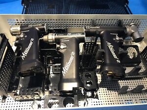 Conmed linvatec hall Mpower Set With Pro6202m Pro6400m Pro6350m 30 Day Warranty