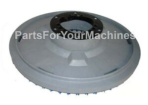 16 Pad Driver Assy For Advance Micromatic 17b vantage 17b Walk Behind Scrubbers