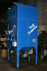 Torit Dust Collector 2800cfm 7 5hp Fan Excellent Condition