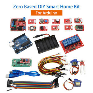 Smart Home System Learning Bluetooth Environment Monitoring For Arduino Platform