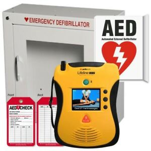 Defibtech Lifeline Aed With View