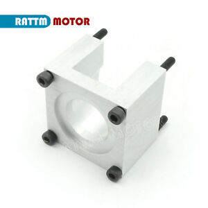 Nema23 57mm Stepper Motor Bracket Mount Base Support 4pcs Screws For Cnc Router