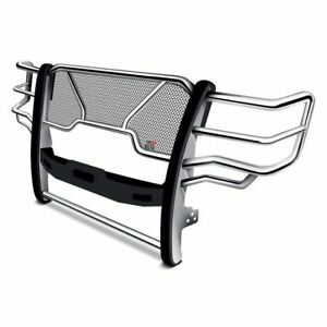 Westin Hdx Polished Winch Mount Grille Guard For 15 18 Chevy Silverado 2500hd