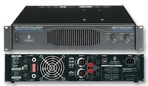 Power Amplifier Stereo 2000w Audio Visual Amplifiers Power Amplifier
