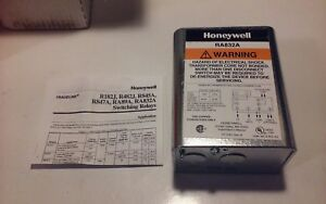Honeywell Ra832a1066 2 Zone 120v Switching Relay New In Box