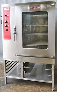 Used Blodgett Cos 1015 Combi Oven Excellent Free Shipping