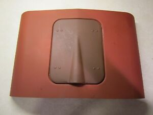 Case 300b 400b 500b 600b Tractor G16719 G13939 Battery Hood Cover