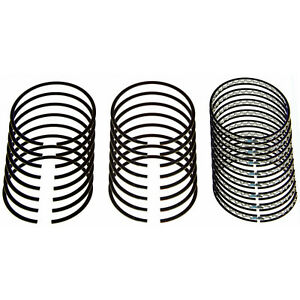 Sealed Power E251k20 Sbc Chevy 350 383 Moly Piston Rings 4 020 Bore Small Block