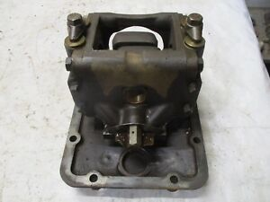 Massey Ferguson To30 Tractor Hydraulic Pump