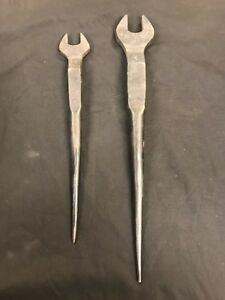 Ironworker Hand Tools Spud Wrenches