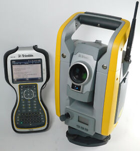 Trimble S6 Dr300 robotic Total Station 3 W tsc3 Data Collector W 2 4 Ghz Radio
