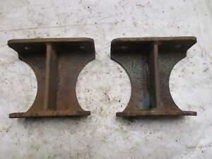 Massey Ferguson 40 High Clear Tractor Fender Extensions