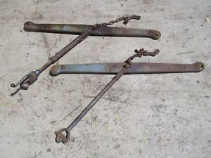 Massey Ferguson 40 High Clear Tractor 3 Point Hitch Lift Arms