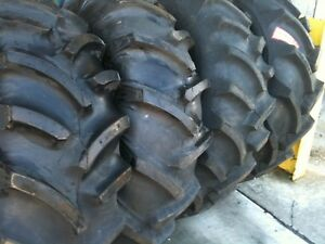 New 14 9r24 Destone For John Deere Ford Tractor Tires